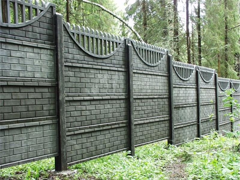 Забор железобетонный нижний новгород как распилить бордюрный камень