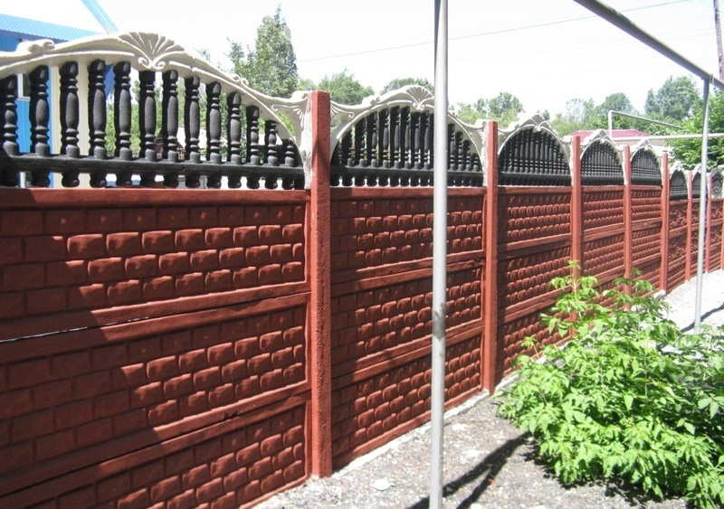 Забор из бетона купить в нижнем новгороде бетона скрепа
